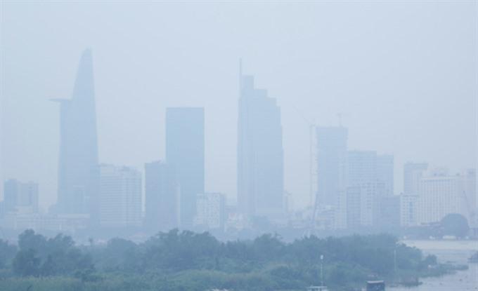 Photochemical smog threatens public health in HCM City, social news, vietnamnet bridge, english news, Vietnam news, news Vietnam, vietnamnet news, Vietnam net news, Vietnam latest news, vn news, Vietnam breaking news