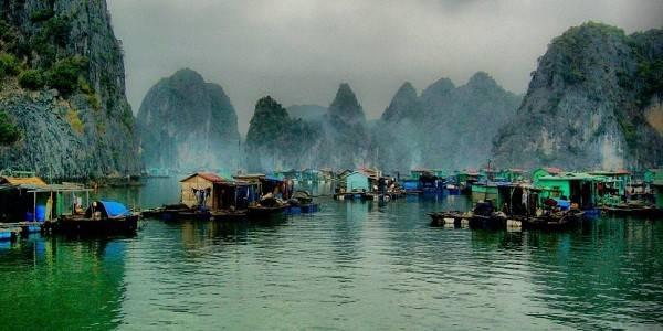 Cua Van fishing village an attractive destination in Ha Long Bay, travel news, Vietnam guide, Vietnam airlines, Vietnam tour, tour Vietnam, Hanoi, ho chi minh city, Saigon, travelling to Vietnam, Vietnam travelling, Vietnam travel, vn news