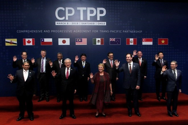 CP TPP trade deal officially inked in Chile, vietnam economy, business news, vn news, vietnamnet bridge, english news, Vietnam news, news Vietnam, vietnamnet news, vn news, Vietnam net news, Vietnam latest news, Vietnam breaking news