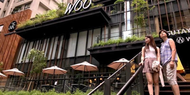 【台中】泰式料理 西屯區 WOO  TAIWAN台中市政店 浮誇系裝潢 搭配正宗泰北菜色 視覺味覺一起享受(含完整菜單)@瑄瑄美食不囉嗦分享