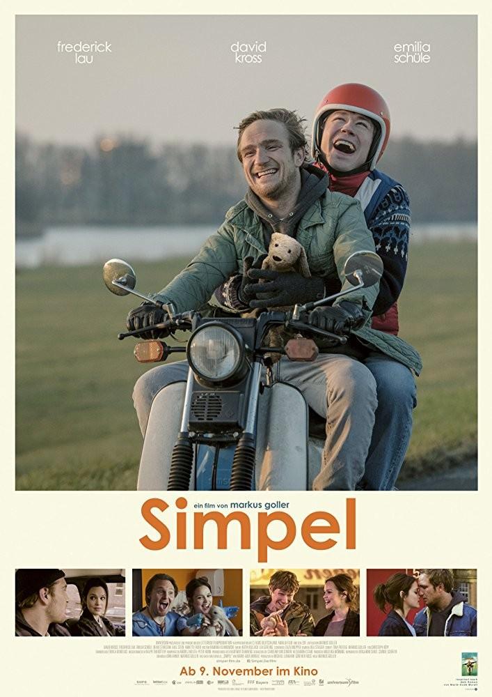 Movie, Simpel(德國, 2017) / 他叫簡單,他是我兄弟(台) / My Brother Simple(英文) / 我单纯的兄弟(網), 電影海報, 德國