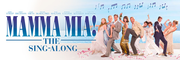Movie, Mamma Mia!(美國.英國.德國, 2008) / 媽媽咪呀!(台), 電影海報, 齊唱版