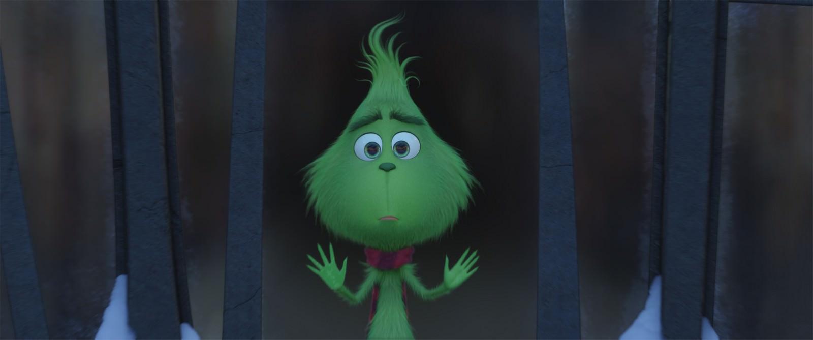 Movie, The Grinch(美國, 2018年) / 鬼靈精(台灣) / 绿毛怪格林奇(中國) / 聖誕怪怪傑(香港), 電影劇照, 電影角色與配音介紹