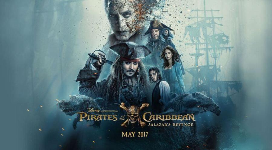 加勒比海盜神鬼奇航:死無對證 – 好看又好玩的主題樂園┃影評