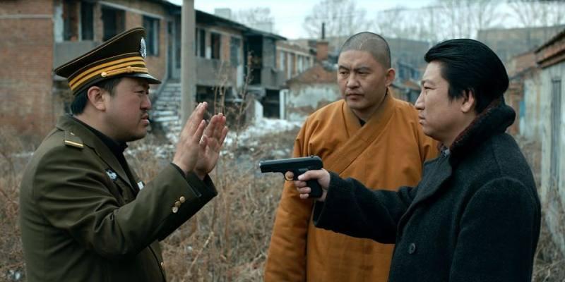 輕鬆+愉快:中國大陸版本的大佛+┃影評