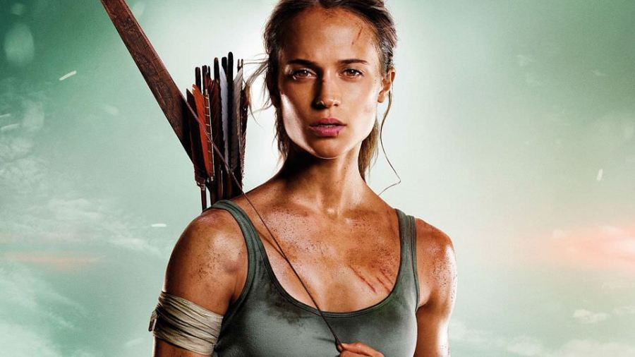 古墓奇兵:新世代蘿拉艾莉西亞,用演技力抗裘莉版的胸器┃影評