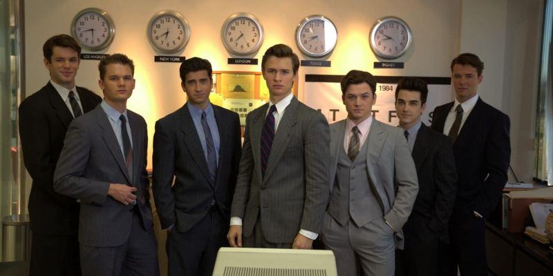 看華爾街金童們紙醉金迷順便也學點金融知識,《億萬男孩俱樂部》與那些金融犯罪電影