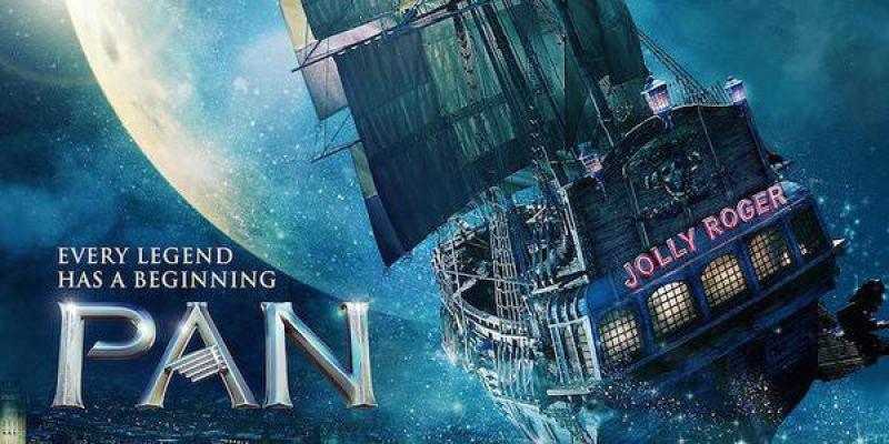【影評】《潘恩:航向夢幻島》Pan 喬萊特的彼得潘