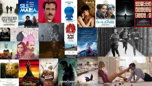 2014年電影檔期與影評目錄