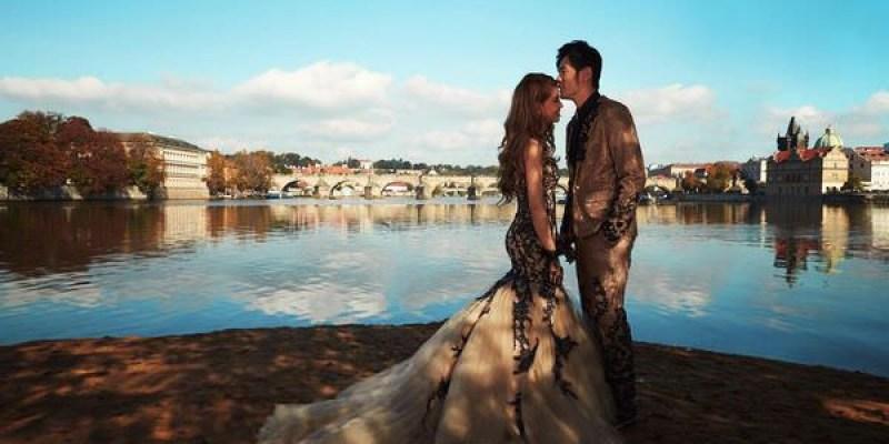 閒聊【周董的婚紗與婚禮】