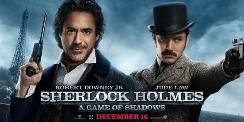 《福爾摩斯:詭影遊戲》(SHERLOCK HOLMES 2)