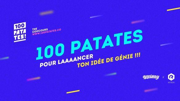 100 Patates