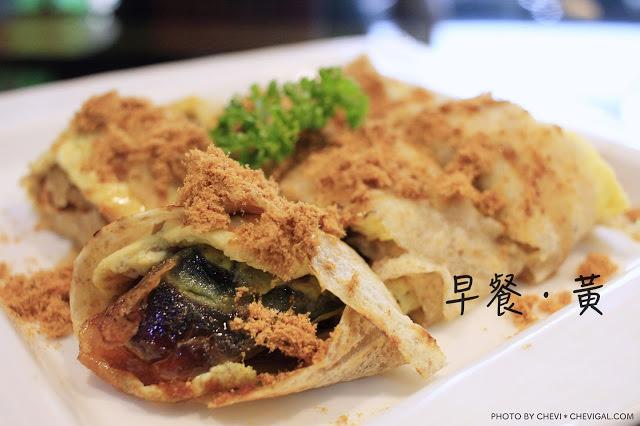 台中南區│早餐‧黃*獨特的炸皮蛋肉鬆蛋餅就在這!隱藏在社區裡頭的溫馨秘密基地