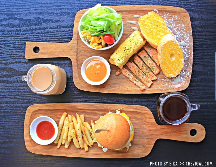 台中烏日│Bonjour Our Life 日安輕食早午餐*平價餐點也能有簡餐店的好質感。驚喜的味覺體驗等你來嚐鮮