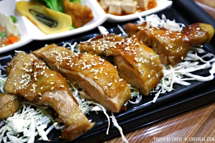 台中北區│三郎食府*近20種定食套餐新推出。點餐不用傷腦筋。還有熱炒小菜好下飯