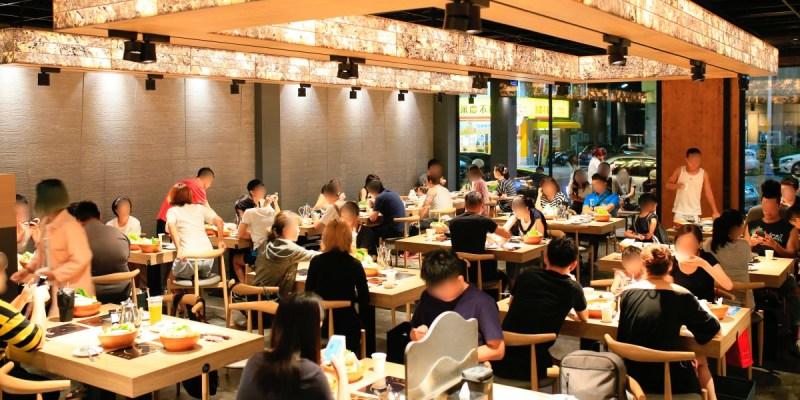 萬客什鍋美村店,中午到凌晨4點都能吃得到,免收服務費還有飲品無限暢飲