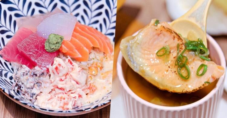 隱藏版的醇厚日本風味!安曇野食卓壽司 ‧ 燒鍋,食尚玩家也來報導過的超人氣日式料理!