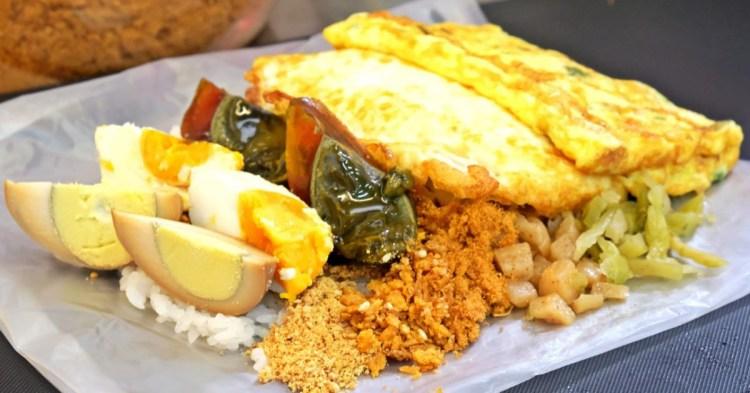 飯糰根本是便當!豐富內餡多到差點包不起來,還有薑黃飯與紅藜麥組合限定新推出!