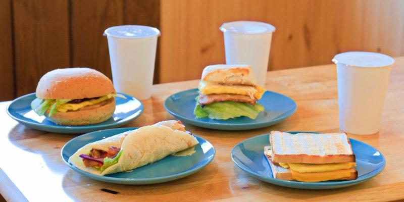 台中海線炭烤吐司新開幕!靜宜弘光學區皆可外送,在家門口就能拿到熱騰騰的早餐
