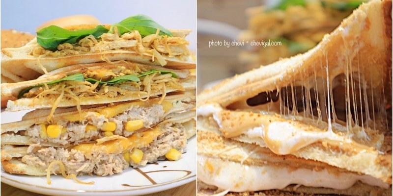 創意廚房早午餐x瓜瓜園 崇德店,選用溯源食材與友善食材,一早就能享用台灣在地的新鮮美味!