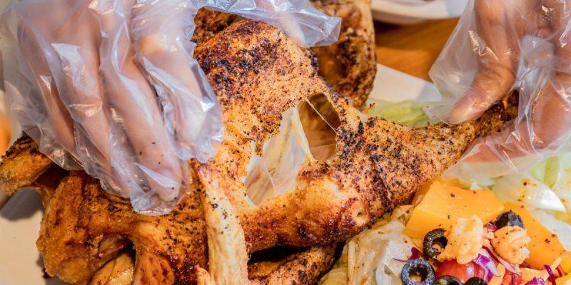 聖誕季獨家限定!烤春雞聖誕大餐沒有預約吃不到,一中隱藏版人氣美食原來就在這