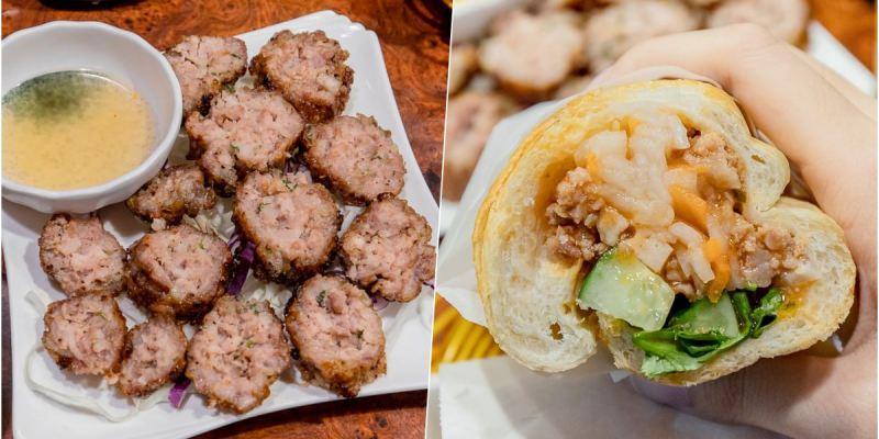 姐妹花越南創意料理,每到用餐時刻人潮滿滿滿,超過100種道地風味餐點任你搭