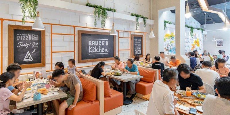 台中清新森林系餐廳,多國人氣蔬食料理好美味,假日容易客滿建議先訂位