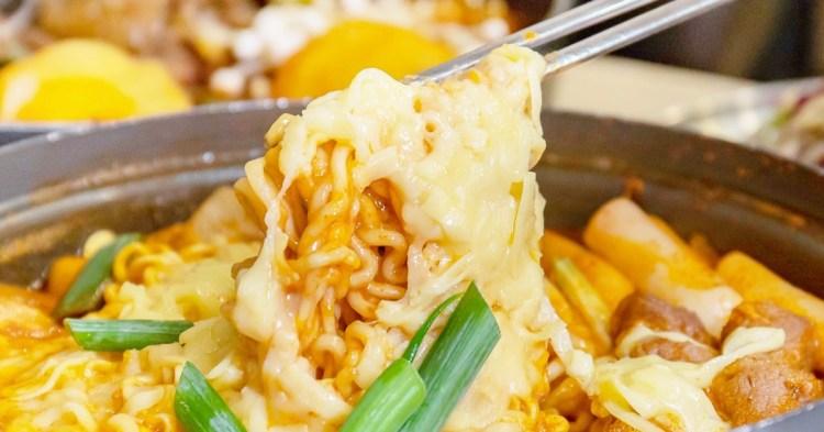 韓大王馬鈴薯豬骨湯│不用特地飛韓國!起司年糕鍋香濃化不開,還有歐巴們最愛的馬鈴薯豬骨湯!