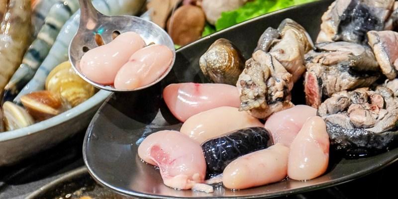 台中雞佛火鍋這裡吃!搭配烏骨雞與蛤蜊超澎派,還有人氣必點剝皮辣椒鍋新發售~