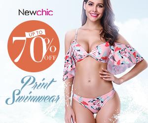 Women Floral Swimwear