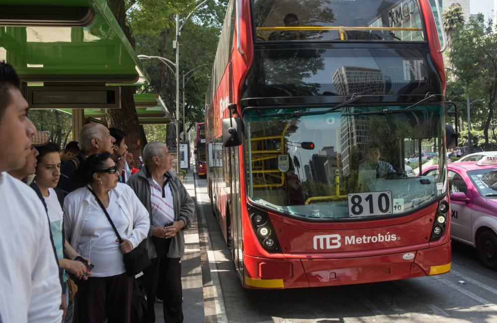 Chilango Cómo Recargar Tu Tarjeta En La Línea 7 Del Metrobús