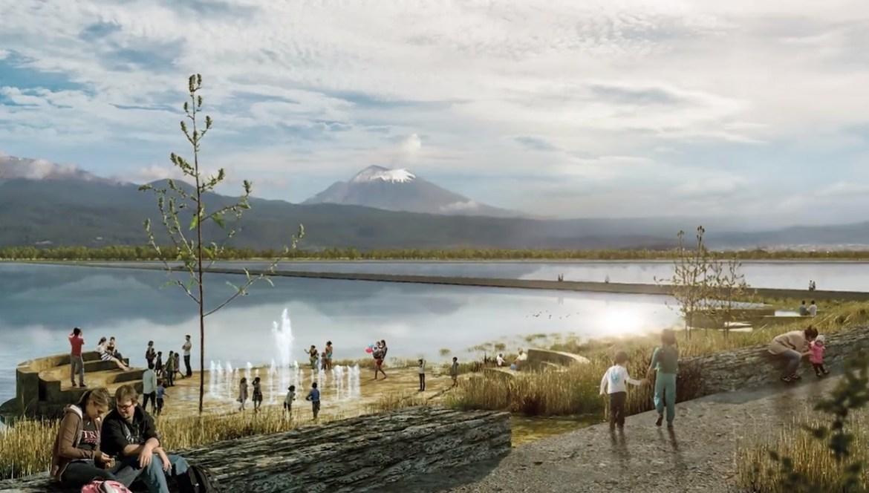 chilango - Fotos: así será el Parque Ecológico Lago de Texcoco