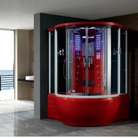 Double Free Standing Steam Housesteam Sauna Room With