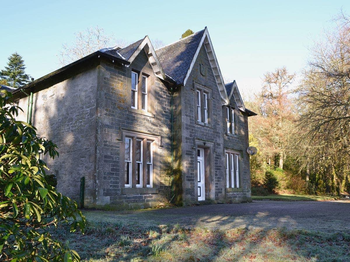 Auchinellan House Self Catering Ardfern Cottages Argyll