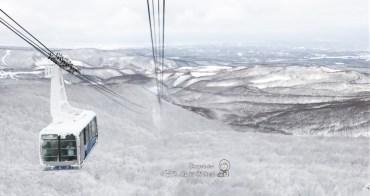青森自助不容錯過 零下13度的八甲田ロープウェー高空纜車