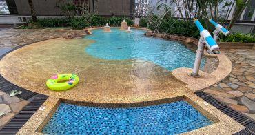 礁溪也有溫泉主題樂園 Lohas SPA 長榮鳳凰特大室內外溫泉浴場與游泳池,wii遊戲機 健身房