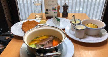 維也納也能吃國餐 招牌炸豬排 清燉牛肉 必吃 Figlmüller Schnitzel本店與分店 維也納老城區