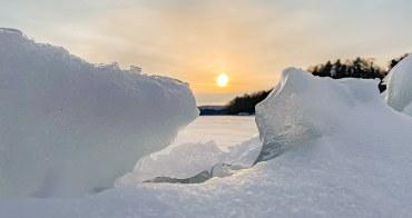 5個不容錯過北海道冰上奇景特輯 御神渡 急凍冰開花 阿寒湖冬華美 專業嚮導帶領探索冰上世界