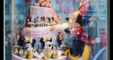 (日本千葉縣) 東京迪士尼樂園 讓人捨不得放下的米奇麵包盒 2000日圓