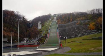 (日本北海道) 大倉山展望台,白雪皚皚氣勢懾人 玩電動模擬奧運比賽的快感吧!(內有新聞影片)