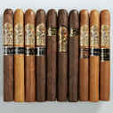 Gurkha Gold Ten Churchill Collection Cigar Samplers