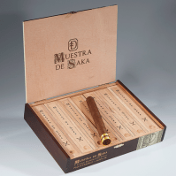Muestra de Saka Cigars