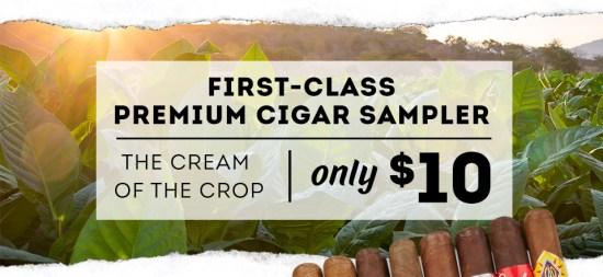 Cigars International - 8 Cigars For $10 + Upgrade
