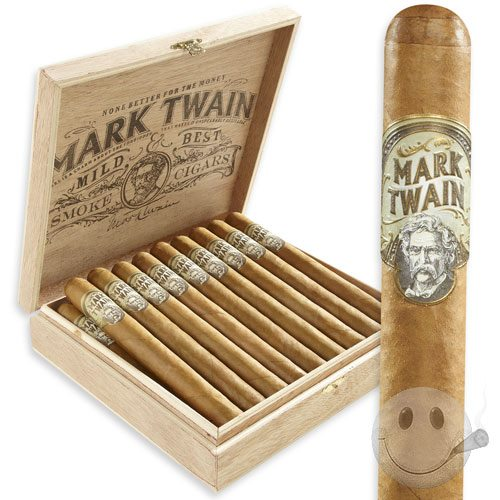 The modern Mark Twain Cigar