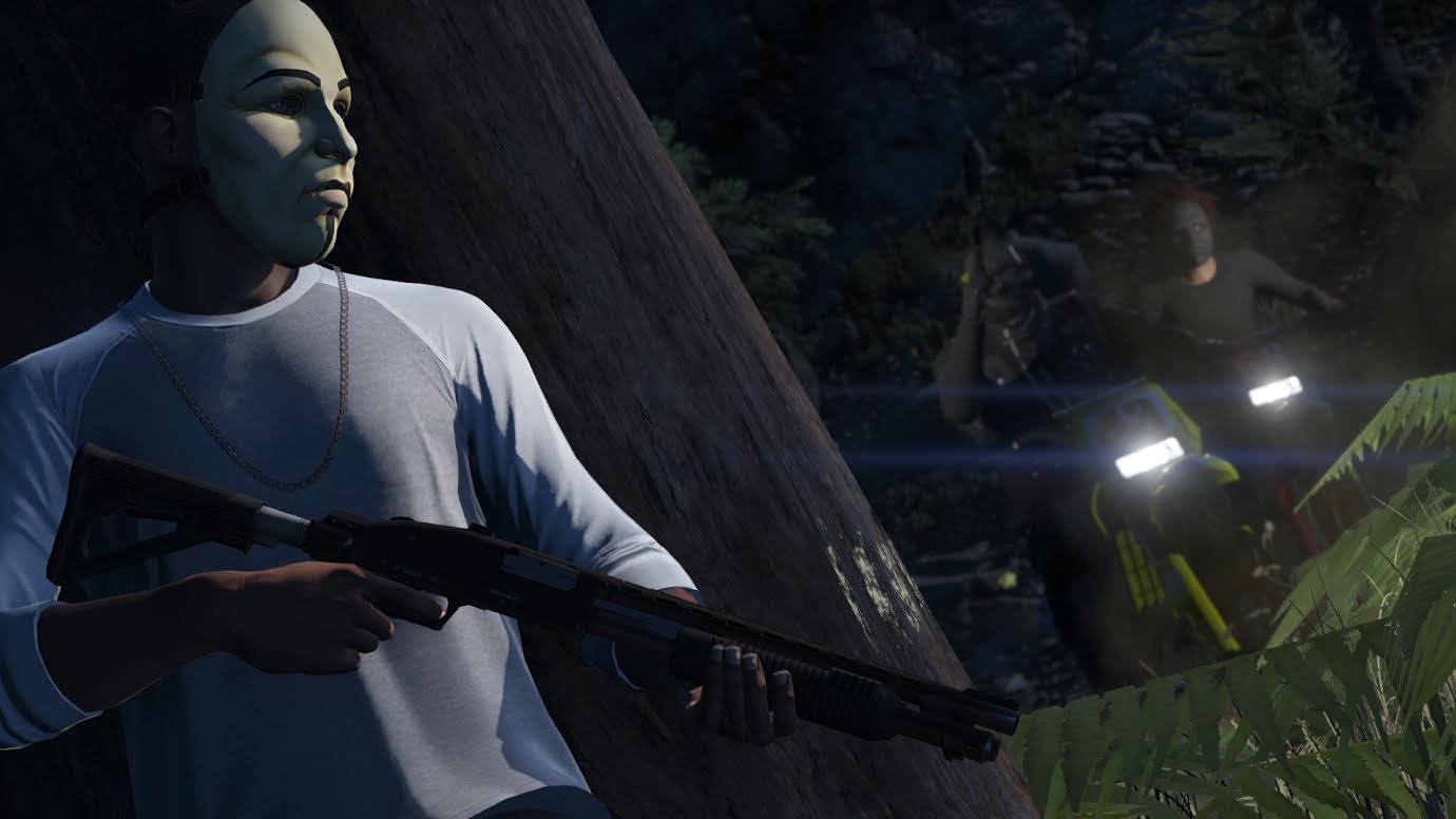 GTA 5 Online Heists Will Launch With New PvP Modes