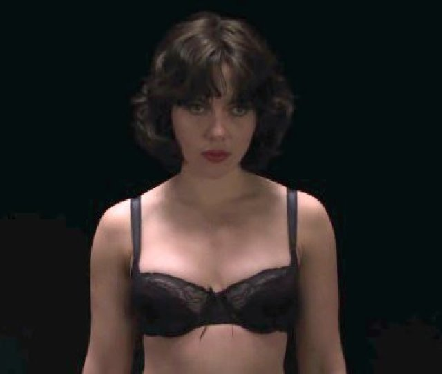 Scarlett Johansson Agreed To Get Naked On Film Under This Condition Cinemablend