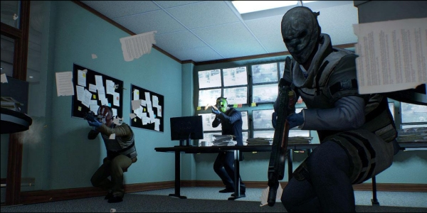 Payday 2 Offers Free Beta Access To Payday Owners New