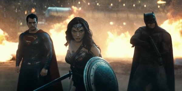 Image result for batman v superman trinity
