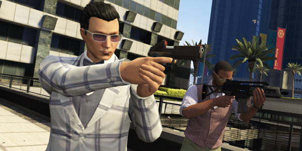 GTA 5 Online Business Update DLC Launches On Xbox 360 PS3