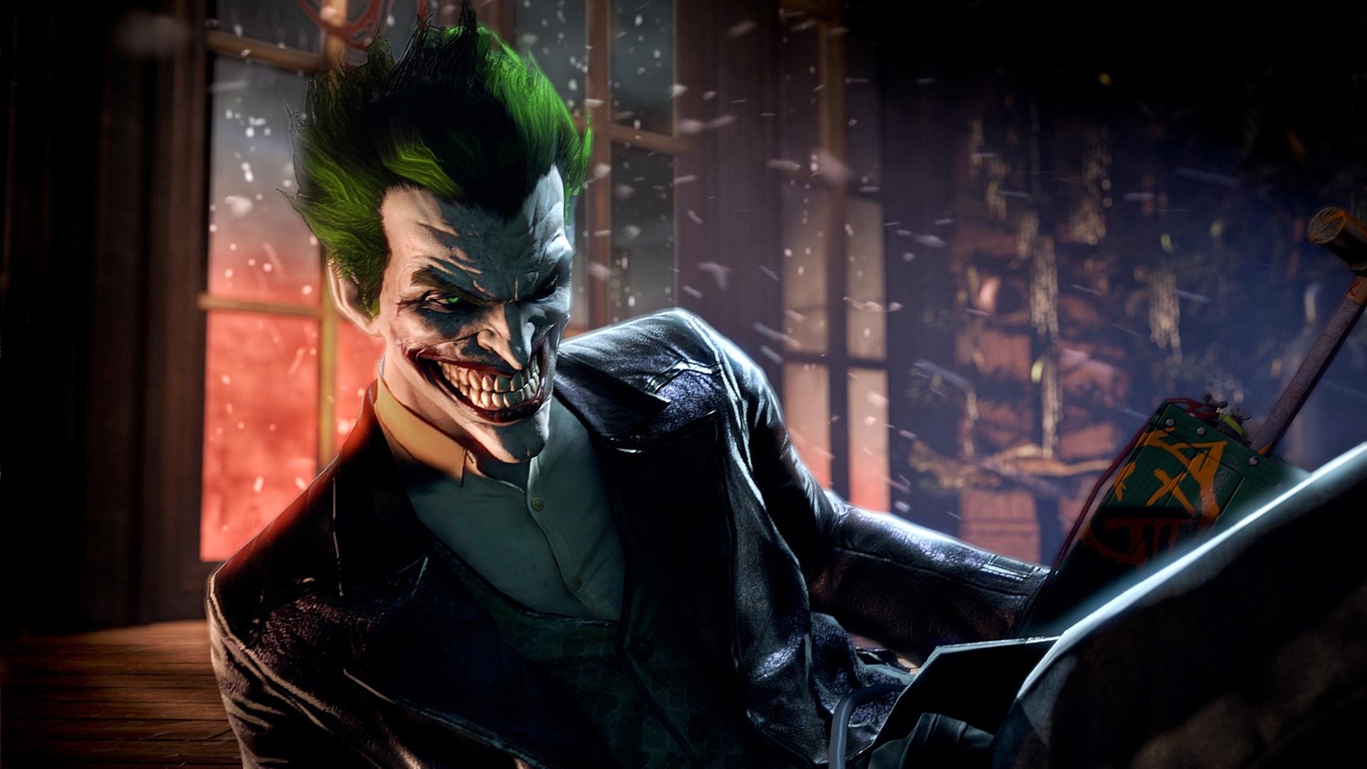 Bildresultat för joker batman arkham